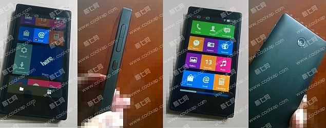 Nokia X budget Android smartphone and custom UI spotted in live images