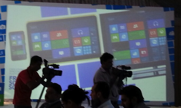 Purported image of Nokia's Windows tablet surfaces online