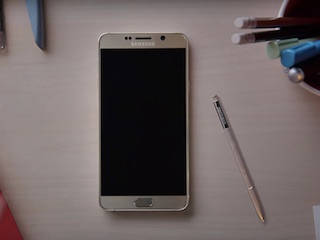 Samsung Galaxy Note 7 Name, Dual-Edge Display Variant Tipped in Leaked Teaser