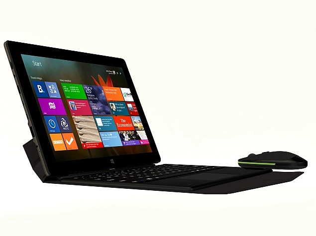 Notion Ink Cain Windows 8.1 Tablet-Cum-Laptop Launched at Rs. 19,990