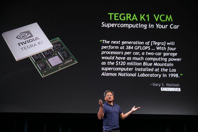 Nvidia Tegra K1 Thrashes Qualcomm Snapdragon 801 in Benchmarks: Report