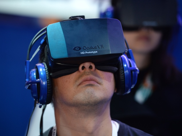 Oculus Rift Consumer Price Range Confirmed as Between $200 and $400