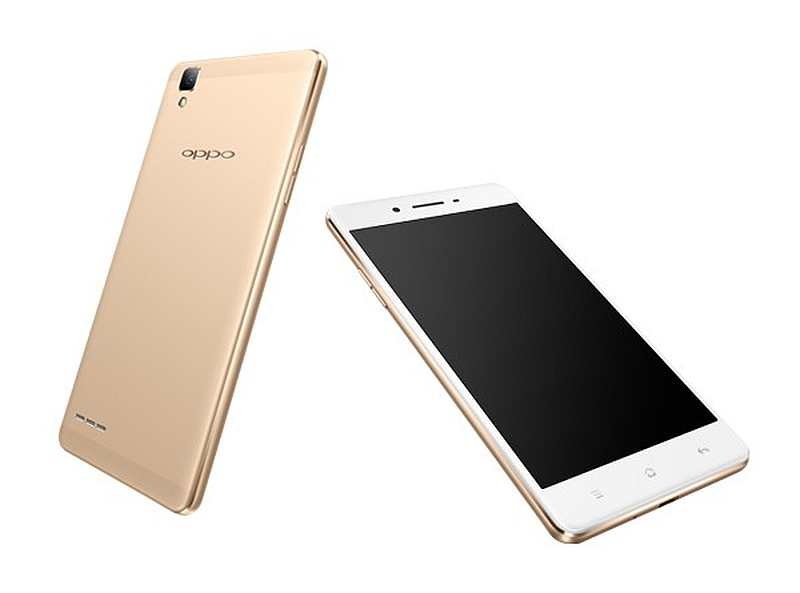 Oppo F1 With 5-Inch Display, 13-Megapixel Camera Launched
