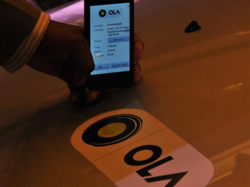 Ola Undercuts Uber With 'Micro' Cabs at Rs. 6 per Kilometre