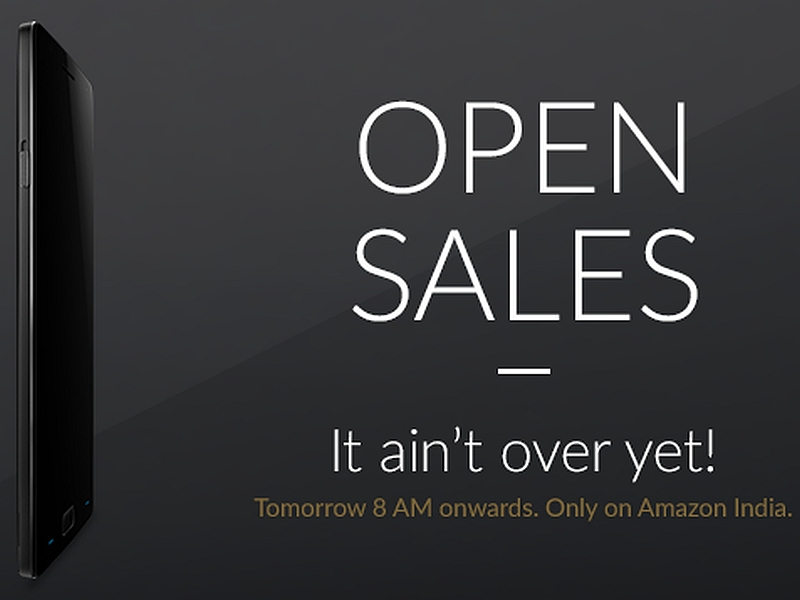 OnePlus 2 India Open Sale Again on Tuesday