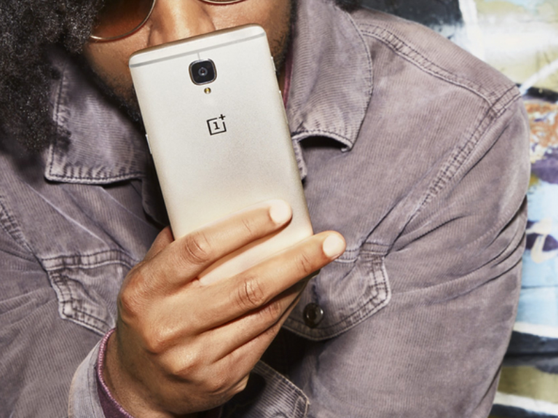 OnePlus 3 Soft Gold Colour Variant to Launch in the Second Half of July