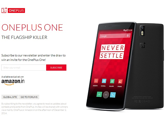 How to Get a OnePlus One India-Specific Invite