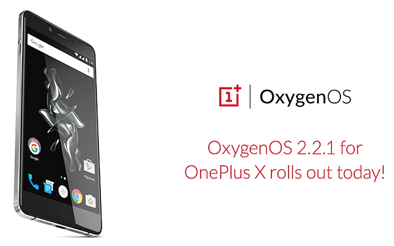 OnePlus X Now Receiving OxygenOS 2.2.1 Update With Improvements, Fixes