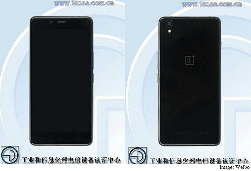 OnePlus X Spotted on Certification Site With Images, Specifications