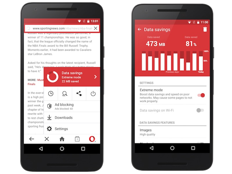 Opera Mini Is the Fastest Browser for Your Phone, Tests Show