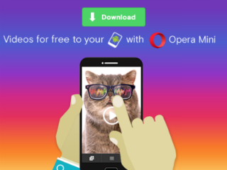 Opera Mini Gets Video Download Support, Highlights India Content on Home Page
