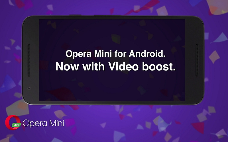 Opera Mini for Android Gets Video Boost, Save to SD Card, and More