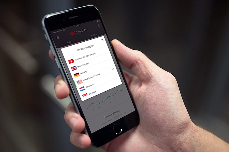 Opera VPN With Built-In Ad Blocker Comes to iOS as Free App