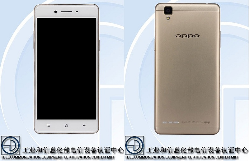 Oppo A35 Hits Certification Site, Tipping Design and Specifications