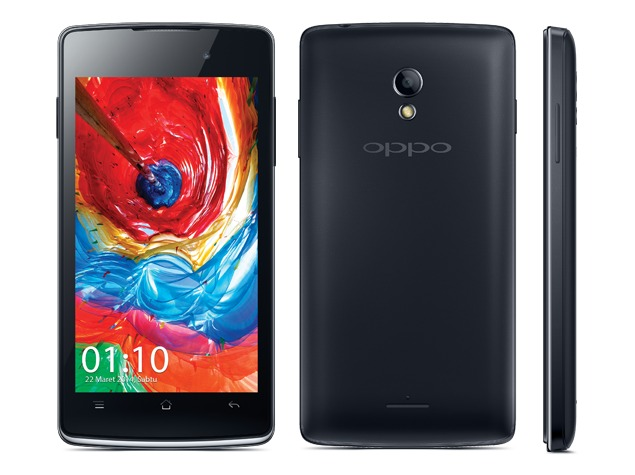 Oppo Joy with 4-inch display and dual-SIM support launched