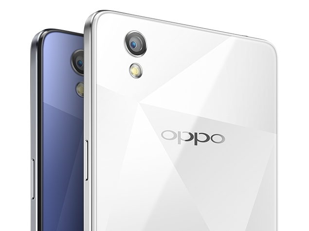 Oppo Mirror 5 With 5-Inch Display, 8-Megapixel Camera Launched