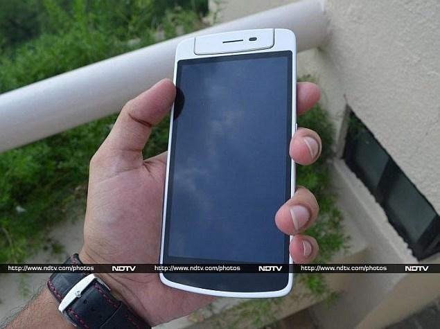 Oppo N1 Mini: First Impressions