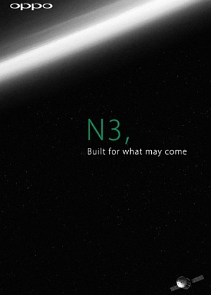 Oppo N3 to Feature 'Aerospace Grade Material' Build