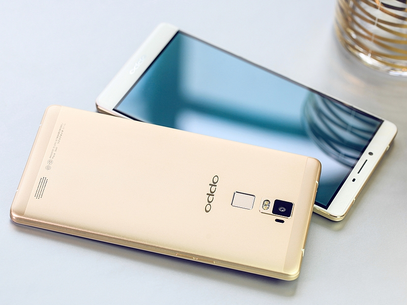 cheaper 3e25c e2425 Oppo R7 Lite and R7 Plus With Android 5.1 Lollipop Launched in India ...