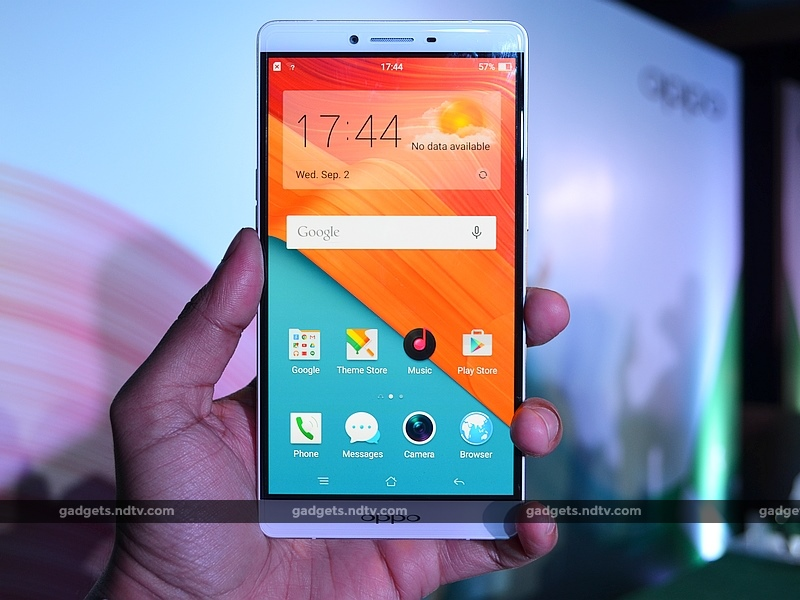 buy online 72e97 50056 Oppo R7 Plus Variant With 4GB RAM, 64GB Inbuilt Storage Launched ...
