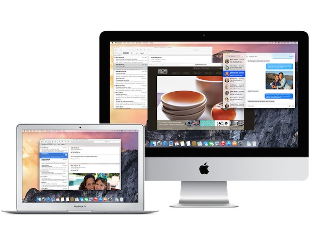 OS X Yosemite Launched, Now Available as a Free Download