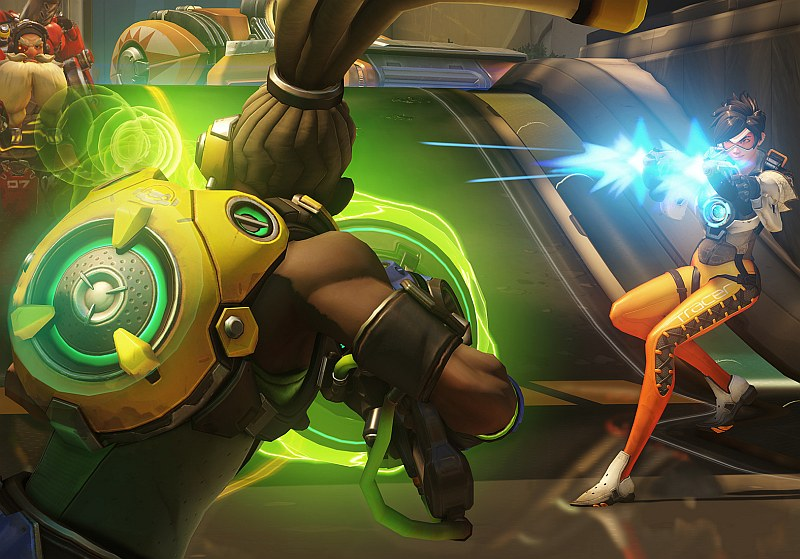 Overwatch Director Wants Keyboard and Mouse Banned from PS4