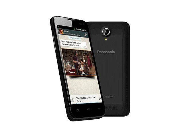 Panasonic T41, P41, and P61 Dual-SIM Android 4.4 KitKat Smartphones Launched