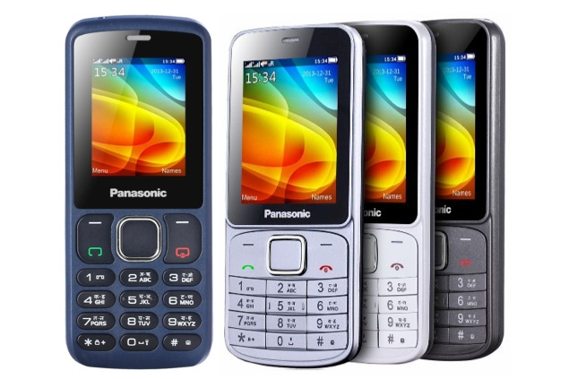 Panasonic India launches EZ180 and EZ240 feature phones starting from Rs. 1,350