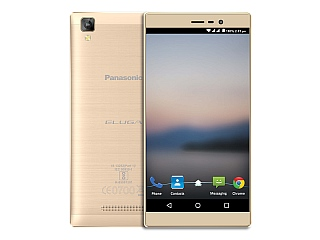 Panasonic Eluga A2 With 3GB RAM, 4000mAh Battery Launched at Rs. 9,490