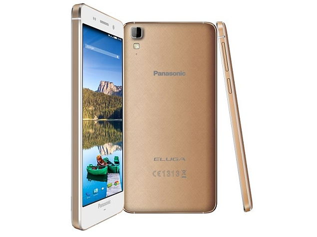 Panasonic Eluga Z With 13-Megapixel Camera Launched at Rs. 13,490