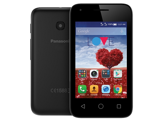 Panasonic Love T10 With 3G Support, 3.5-Inch Display Launched at Rs. 3,690