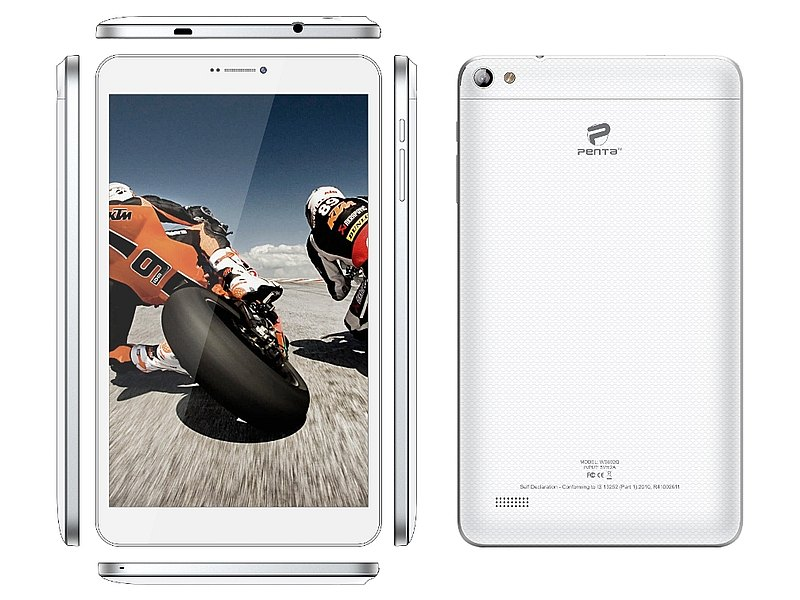 Penta T-Pad WS802Q 3G Voice-Calling Tablet Launched at Rs. 6,999