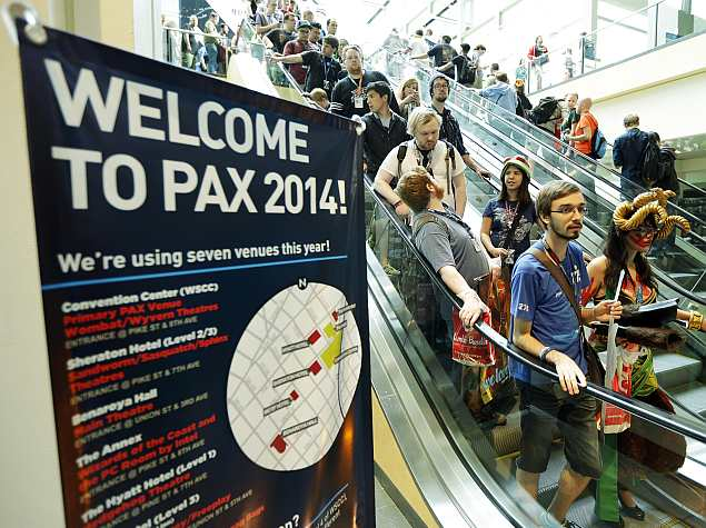 PAX Prime Gaming Convention Kicks Off in Seattle