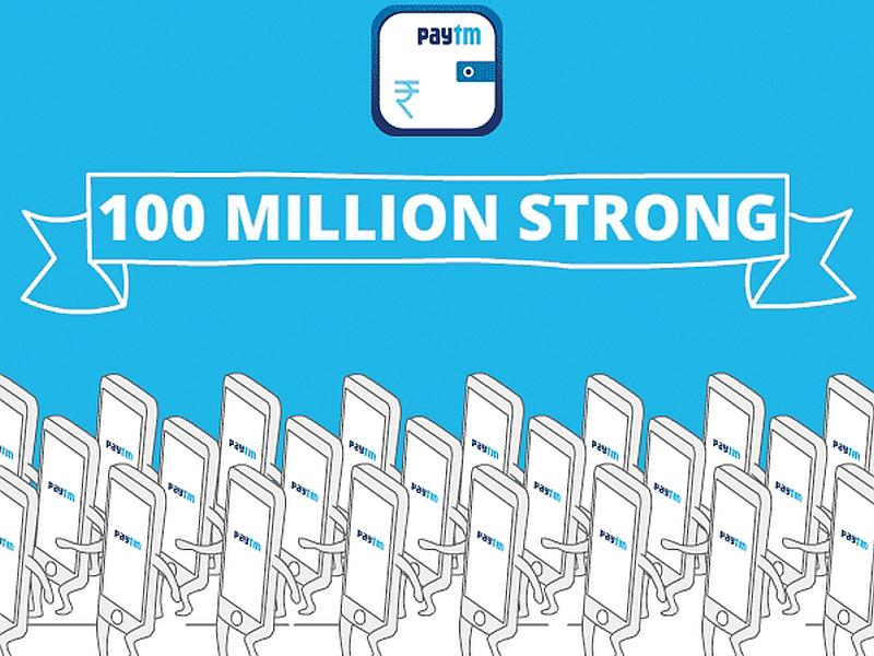 Paytm Claims to Be India's First 100 Million User Product