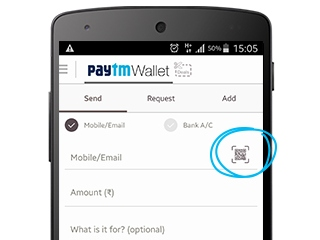 Paytm to Enable Cashless Payments at Small Merchants Using QR Codes