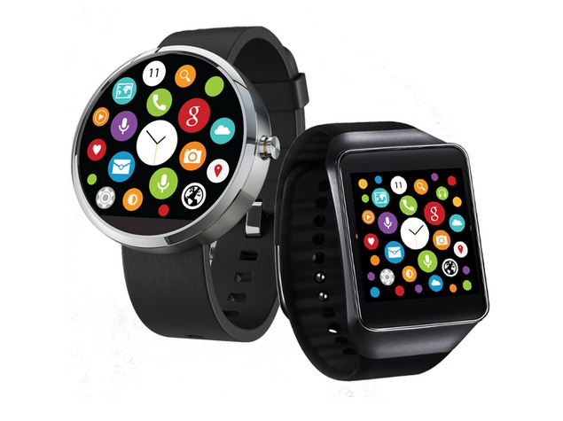 Android Wear Smartwatches Can Now Get the Apple Watch Look
