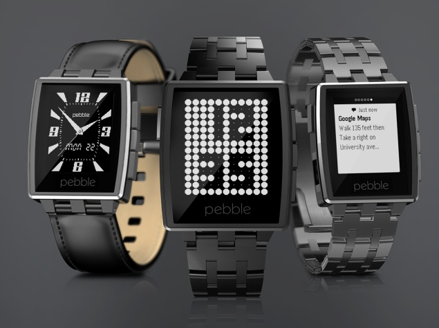 WebOS Designers Now Working for Smartwatch Maker Pebble