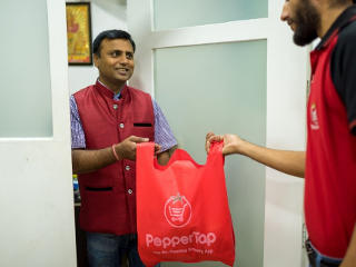 PepperTap Shuts Down Grocery Delivery, Pivots to Logistics