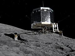 ESA's Comet Landing the Top Breakthrough of 2014, Says Journal Science