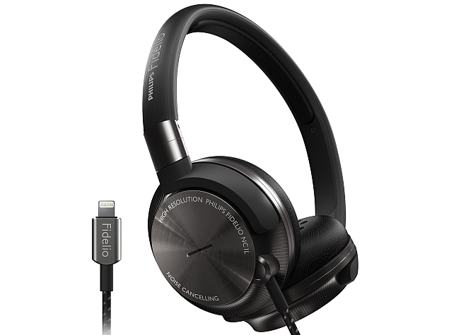 Philips Fidelio NC1L Headphones With Battery-Free Active Noise Cancelling Launched