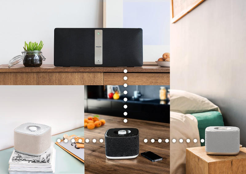 Philips Takes on Sonos With Its Izzy Multi-Room Audio Line at CES 2016