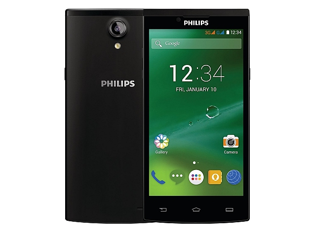 Philips S398 With 5-Inch Display, Android 4.4 KitKat Listed on Company Site