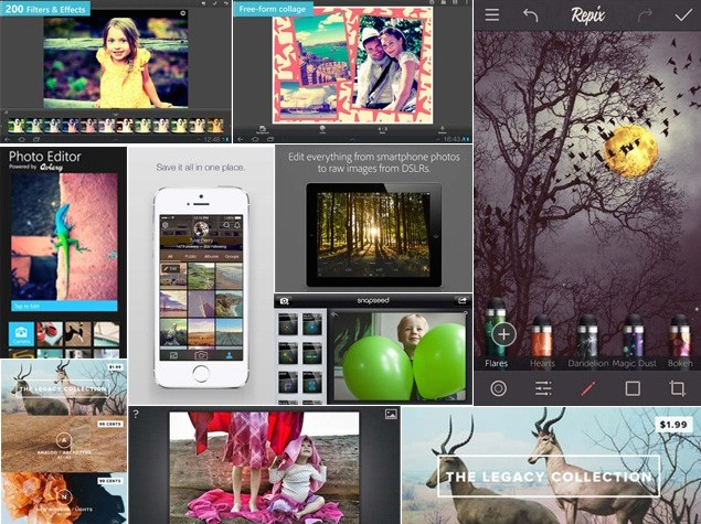 Best Free Photo Editing Apps for Android, iPhone and Others