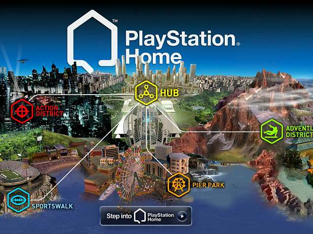 Sony PlayStation Home Service ...