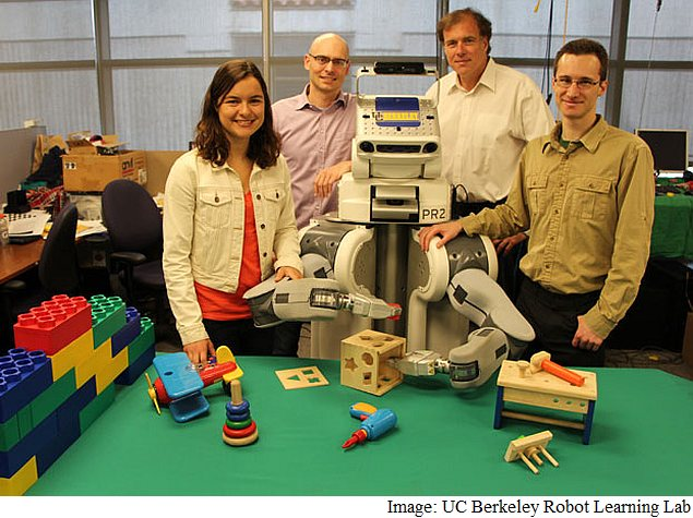New 'Deep Learning' Robot Learns Skills Through Trial and Error