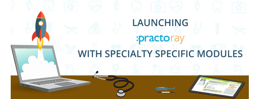 Practo Ray Adds Specialist Modules for Physicians, Paediatricians, and Dentists