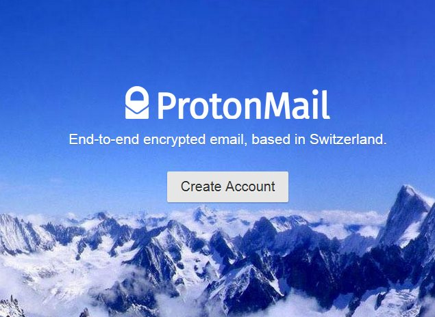 NSA Spying Inspires ProtonMail 'End-to-End' Encrypted Email Service