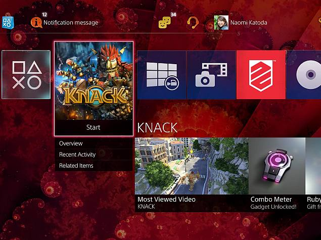 how to update games on ps4 to play online
