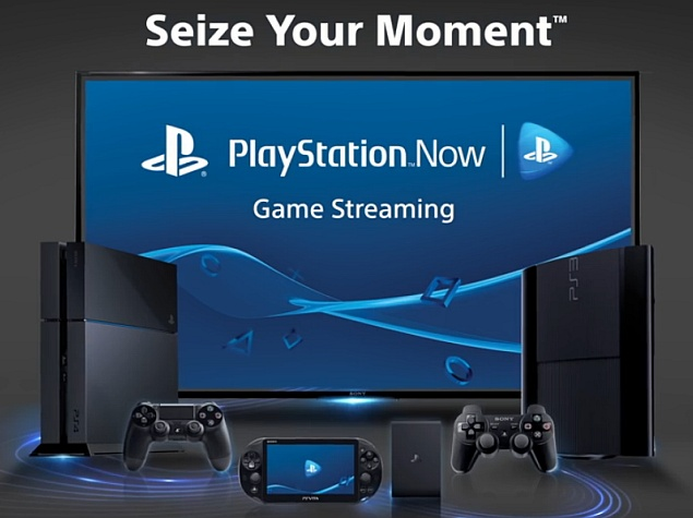 PlayStation Now Game Streaming Service Comes to PS Vita and PlayStation TV