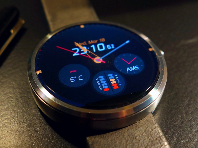 Android Wear 1 3 Update Brings Interactive Watch Faces And More